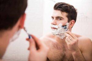 I rasoi elettrici irritano la pelle?