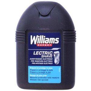 Williams Lectric Shave Lozione Pre Rasatura Elettrica : recensione, utilizzo, prezzo in offerta